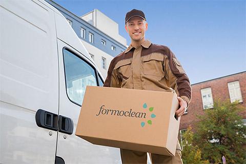 Formoclean distributors