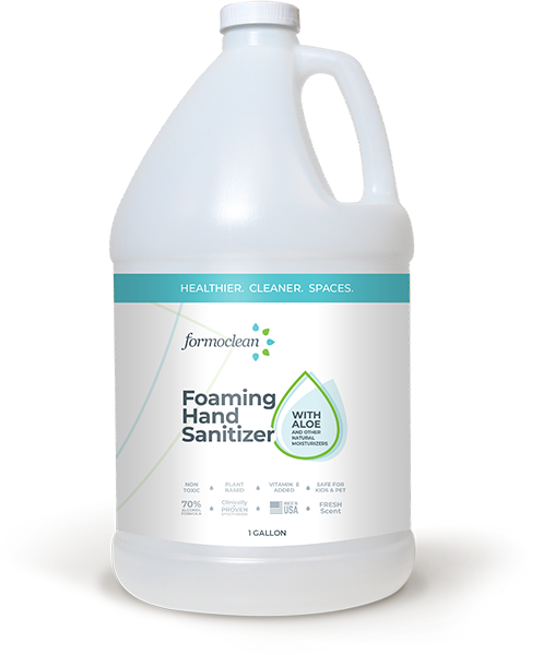 Formoclean Foaming Hand Sanitizer