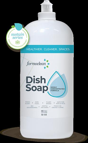 Formoclean eco friendly dish soap