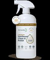 Hardwood Clean & Polish